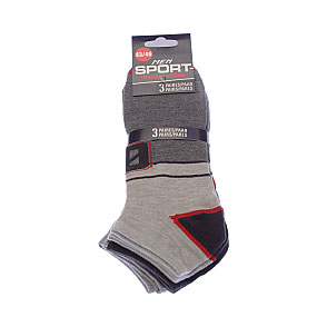 Chaussettes invisibles sport multiple