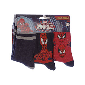 Chaussettes ultimate Spiderman