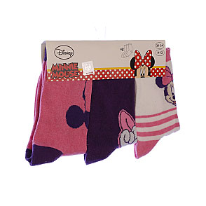 Chaussettes Minnie Mouse