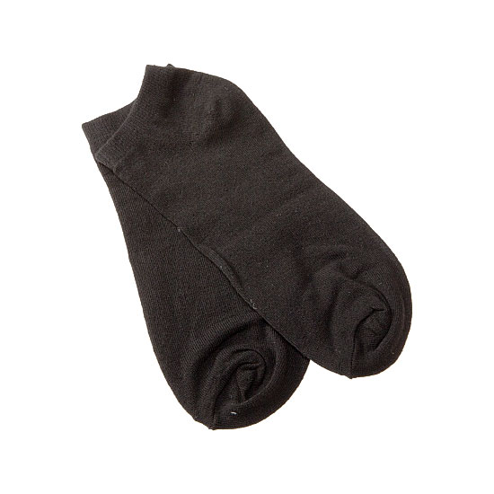 Chaussettes invisibles coton stretch Femme Twinday Vue annexe