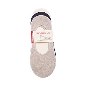 Protège pieds - silicone antiglisse -couture plate