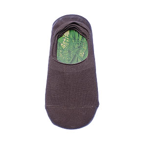 Protège pied bambou - absorbant - doux et confortable Homme - Bamboo footie InterSocks Vue subsidiaire