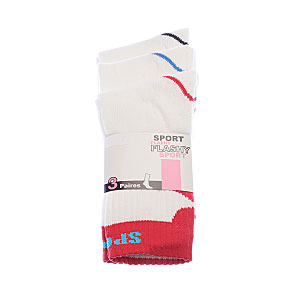 Chaussettes Fluo Multisport