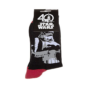Chaussettes star wars 40 ans - Strom Trooper