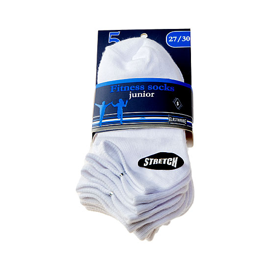 Chaussettes invisibles stretch Fille, Garçon - Ftiness socks InterSocks Vue principale
