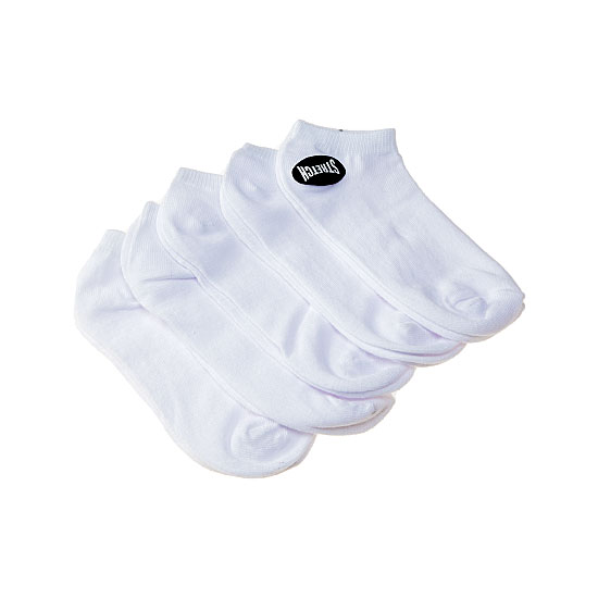 Chaussettes invisibles stretch Femme, Fille, Garçon - Ftiness socks InterSocks Vue secondaire