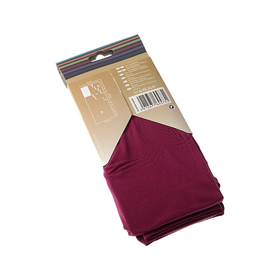 Legging long opaque microfibre  Femme InterSocks Vue secondaire