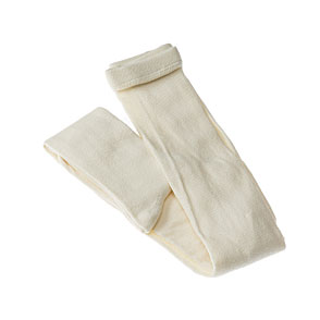 Collant coton uni Enfant, Fille InterSocks Vue associée