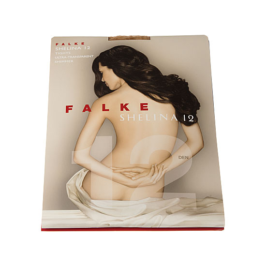 Collant ultra-transparent perfect skin colors Femme - Shelina Falke Vue principale