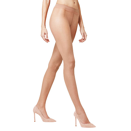 Collant ultra-transparent perfect skin colors Femme - Shelina Falke Vue subsidiaire