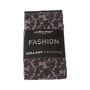 Collant fashion dentelle  - couture plate