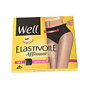 Collant transparent affinant - slipé - bandeau large non comprimant