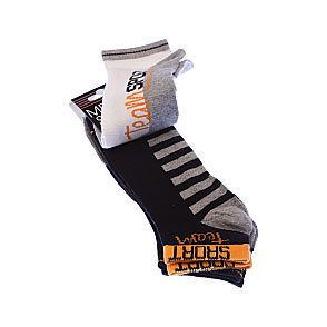 Chaussettes invisibles Team Sport Homme SSTSA Vue subsidiaire