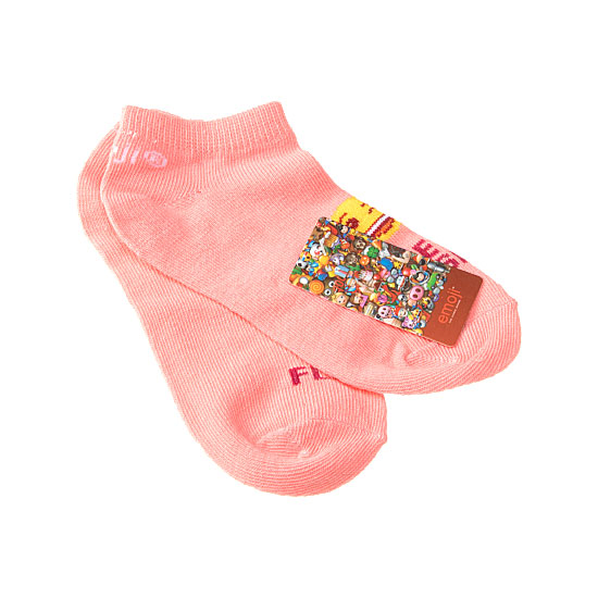 Chaussette invisible motif icone Femme, Fille - The Iconic Brand Emoji Vue auxiliaire