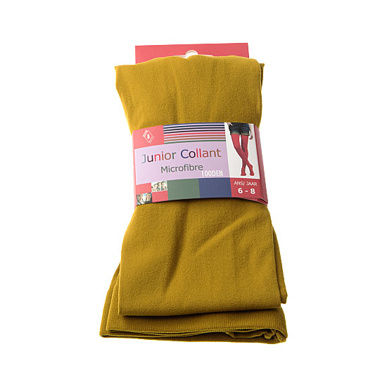 Collant opaque microfibre Enfant, Fille InterSocks Vue principale