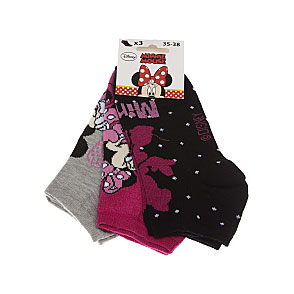 Socquettes fantaisie Minnie