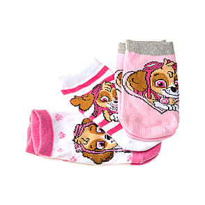 Socquettes Paw Patrol Stella Fille - Nickelodeon Pat Patrouille Vue subsidiaire