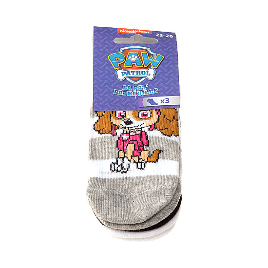 Socquettes Paw Patrol Stella Fille - Nickelodeon Pat Patrouille Vue principale