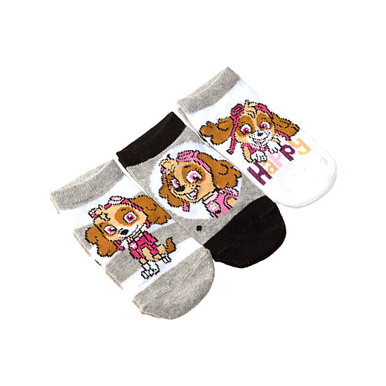 Socquettes Paw Patrol Stella Fille - Nickelodeon Pat Patrouille Vue auxiliaire