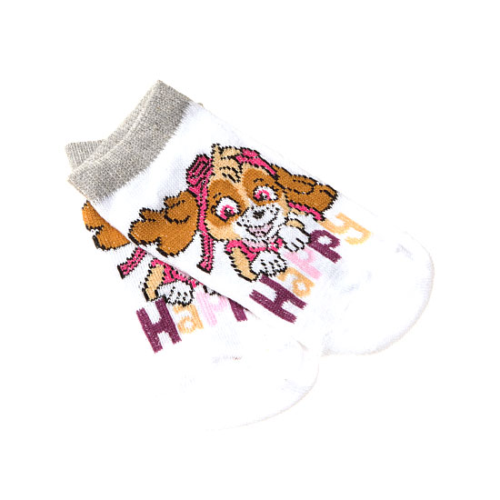 Socquettes Paw Patrol Stella Fille - Nickelodeon Pat Patrouille Vue accessoire