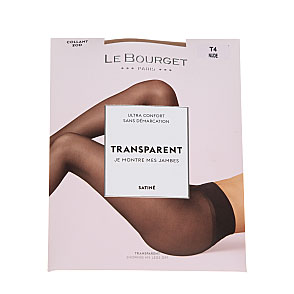Collant transparent sans démarcation - Repassé