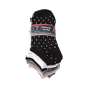 Chaussettes fitness invisibles