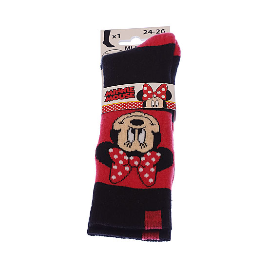 Chaussette Minnie Fille - Disney Minnie Vue principale