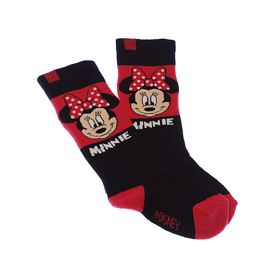 Chaussette Minnie Fille - Disney Minnie Vue annexe