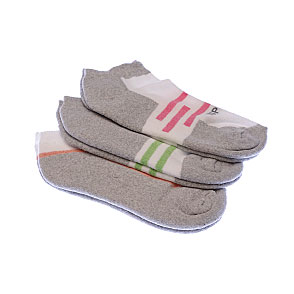 socquettes invisibles sneakers extra doux Femme, Fille - Sport socks SSTSA Vue subsidiaire