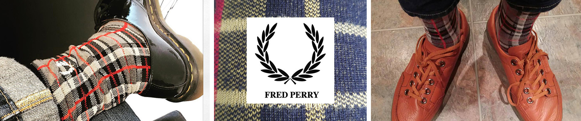 Chaussettes Fred Perry | Mes Deux Chaussettes