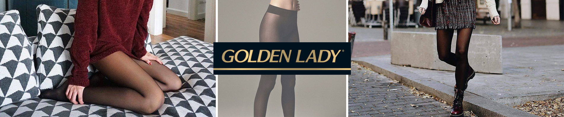 Collants Golden Lady | Mes Deux Chaussettes