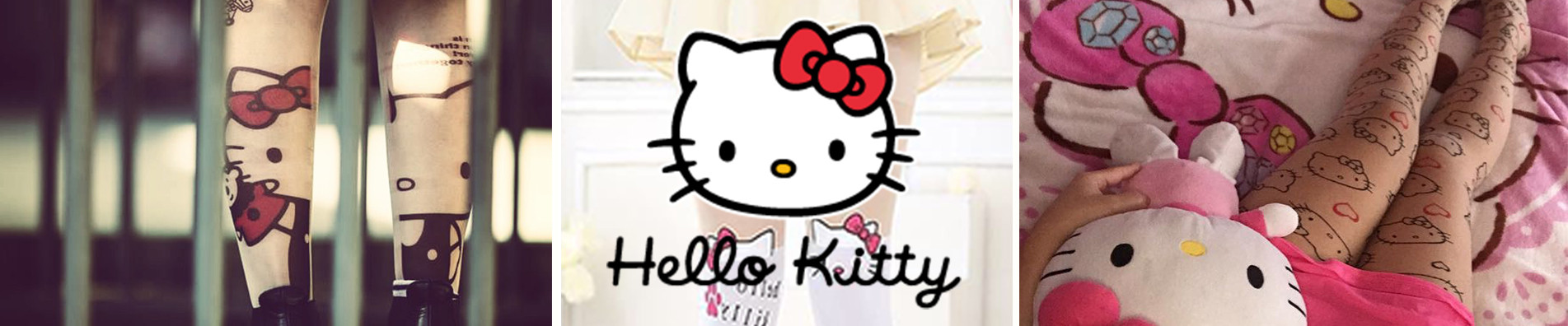 Collants Hello Kitty / Sanrio | Mes Deux Chaussettes