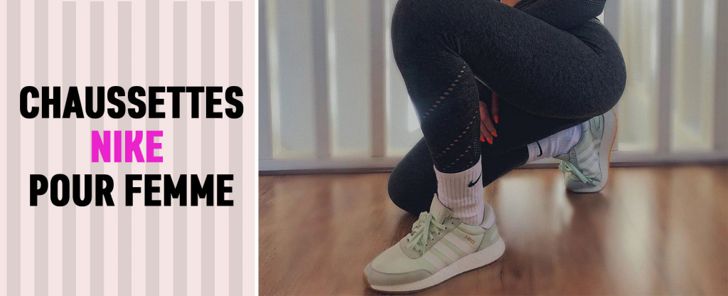 Chaussettes Nike femme