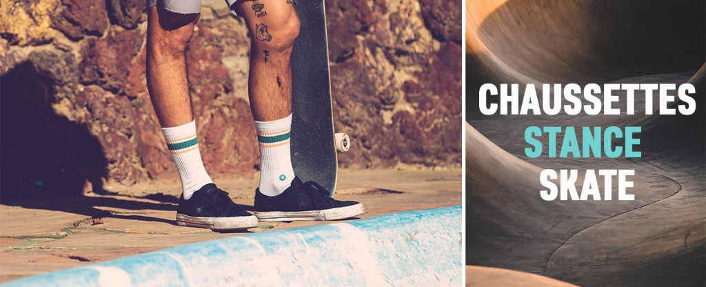 Chaussettes Stance Skate