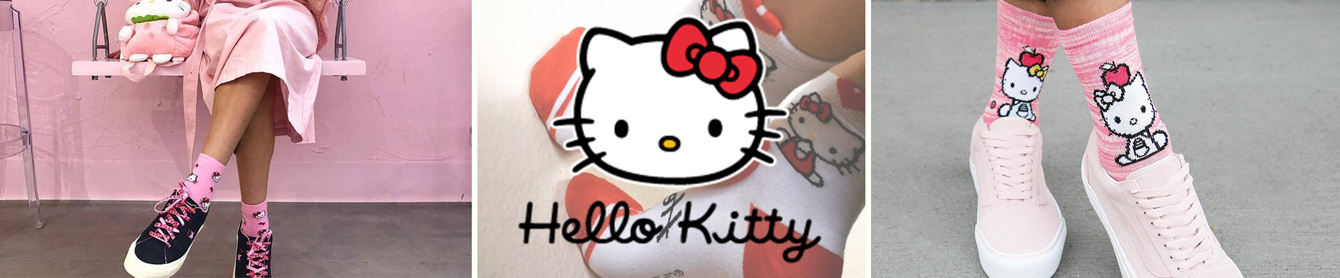Chaussettes Hello Kitty | Mes Deux Chaussettes